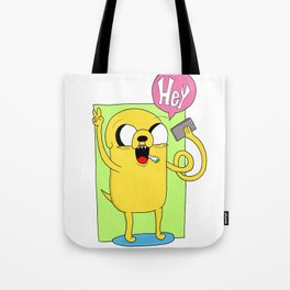 Jake - Hey Tote Bag