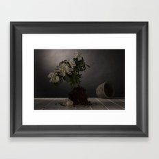 soiled Framed Art Print