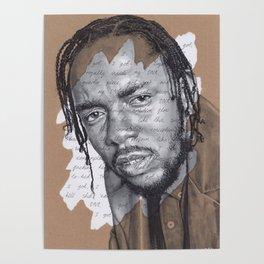 DNA - Kendrick Lamar Poster