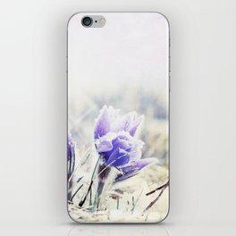 Purple Rain iPhone Skin
