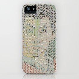 Digital expressionism 013 iPhone Case