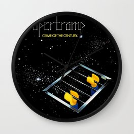 Supertramp - Crime of the Century but with Emmet Wall Clock