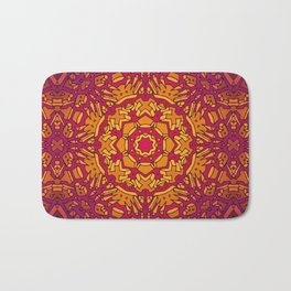 Kaleidoscope Dream Bath Mat