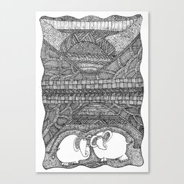 Memory Miracle Canvas Print