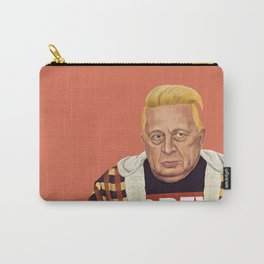 The Israeli Hipster leaders - Ariel Sharon Carry-All Pouch
