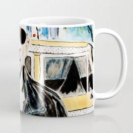 Taxi Driver Coffee Mug