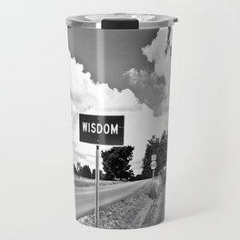The Road to Wisdom Travel Mug
