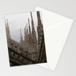 Repeating Arches Stationery Cards