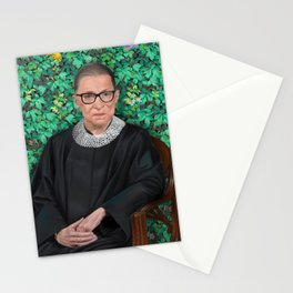 Notorious RBG Stationery Cards