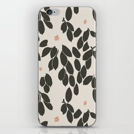 Zooey Magnolia iPhone Skin