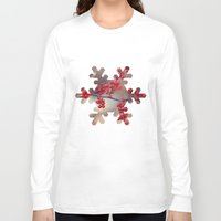 sparkles Long Sleeve T-shirts featuring Berry Sparkles by BACK to THE ROOTS
