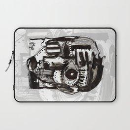 Reflection - b&w Laptop Sleeve