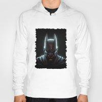 bat man Hoodies featuring BAT MAN - bat man by Raisya