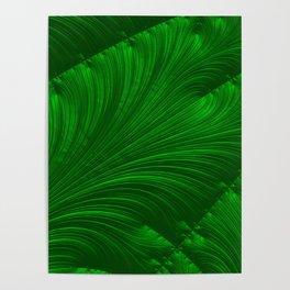 Renaissance Green Poster