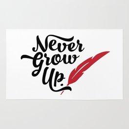 Peter Pan - Never Grow Up Rug