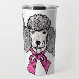 Le Poodles Travel Mug
