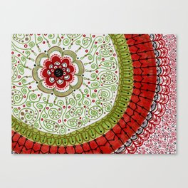 Happy EVERYTHING! Canvas Print