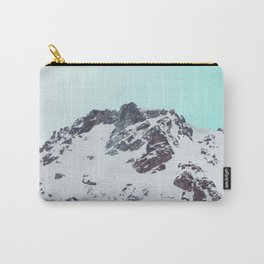 Canadian mountain scene #society6 #decor #buyart Carry-All Pouch