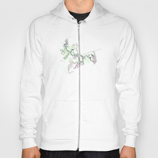 City of Plants Hoody
