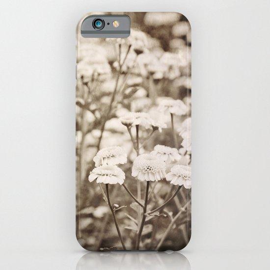 Roaming Through Wild Flower Fields iPhone & iPod Case