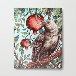 Havest Season Metal Print