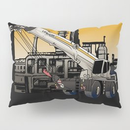 Liebherr LRT 1090 Pillow Sham