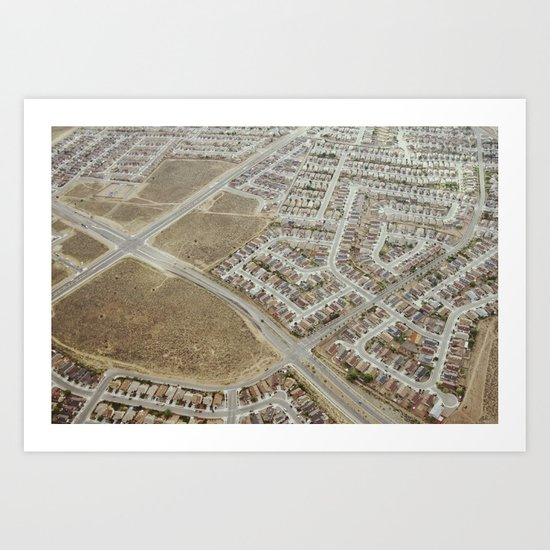 earth 2 Art Print