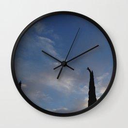 Hawk-ward Wall Clock