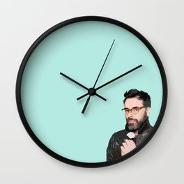 Jemaine Clement 3 Wall Clock