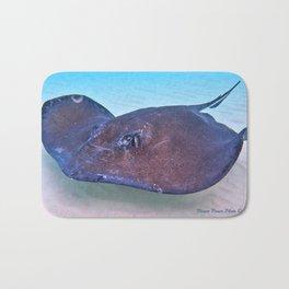 Stingray Bath Mat