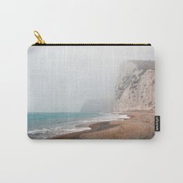 Dreary Beach Carry-All Pouch