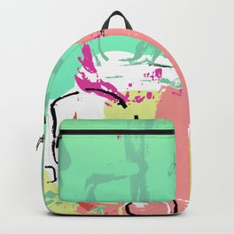 Funky Chicken Backpack