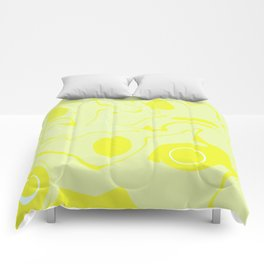 Yellow YOLO Comforters