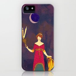 Hekate iPhone Case