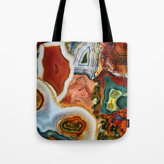 The Earth for the all-pervading Skies, the Moon and the Sun Tote Bag