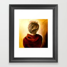 Robyn Framed Art Print