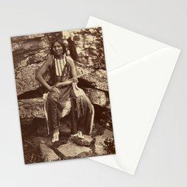Little Bear, Cheyenne, 1875 Stationery Cards