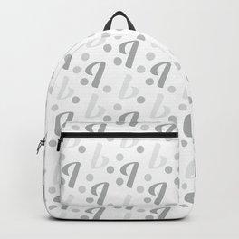 Instagram Letter I background #society6 #decor #buyart #artprint Backpack