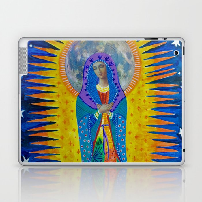 "Mary: ""Let it Be"" Laptop & iPad Skin"