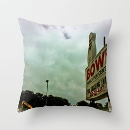 East Hampton Bowl Throw Pillow