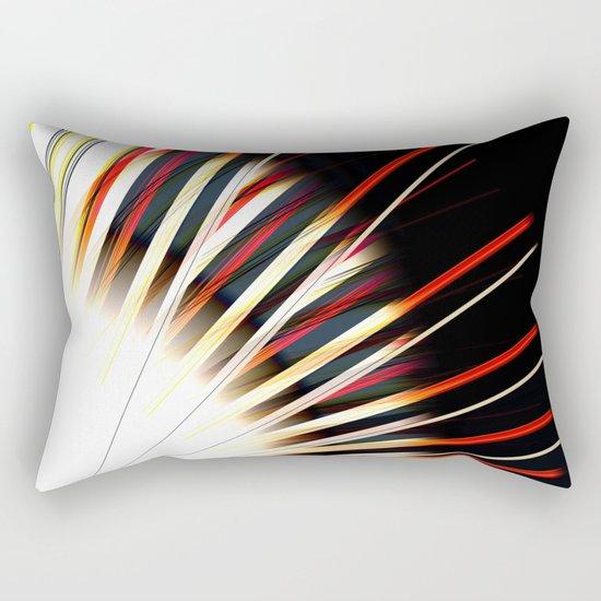 Lines/EX Rectangular Pillow
