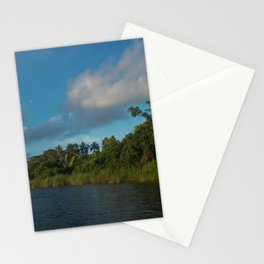 Sunrise at New Lagoon Stationery Cards