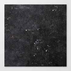 Orion Canvas Print