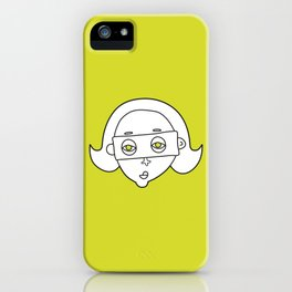 faces 03 iPhone Case