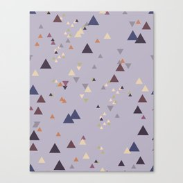 triangles Canvas Print