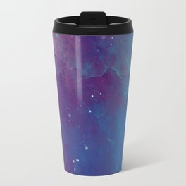 Watercolor night sky Travel Mug