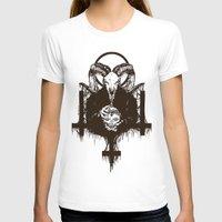 satan T-shirts featuring Satan by Lunaramour