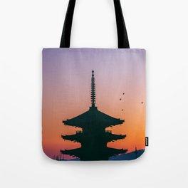 Higashiyama Ward Tote Bag