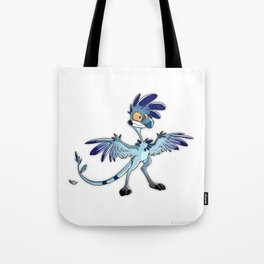 Frantz the Archaeopteryx Tote Bag