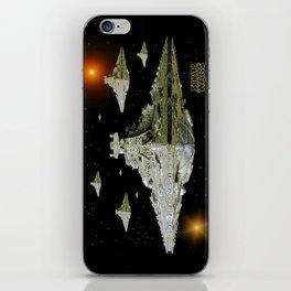Galactic Battle Cruisers  iPhone Skin